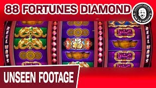 💰 $1,500 In 🥠 NEVER-BEFORE SEEN High Limit 88 Fortunes Diamond Slots