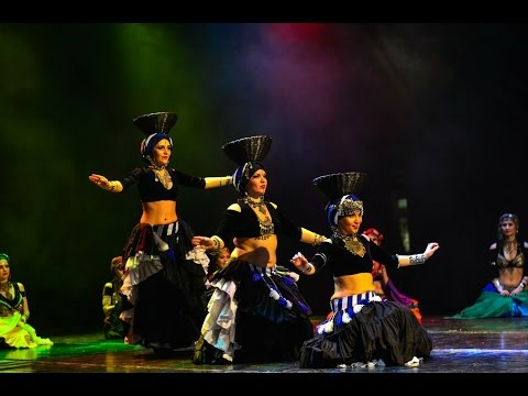 TRIBAL BEAT Dance Company, г. Екатеринбург | TRIBAL BEAT FEST April 2016