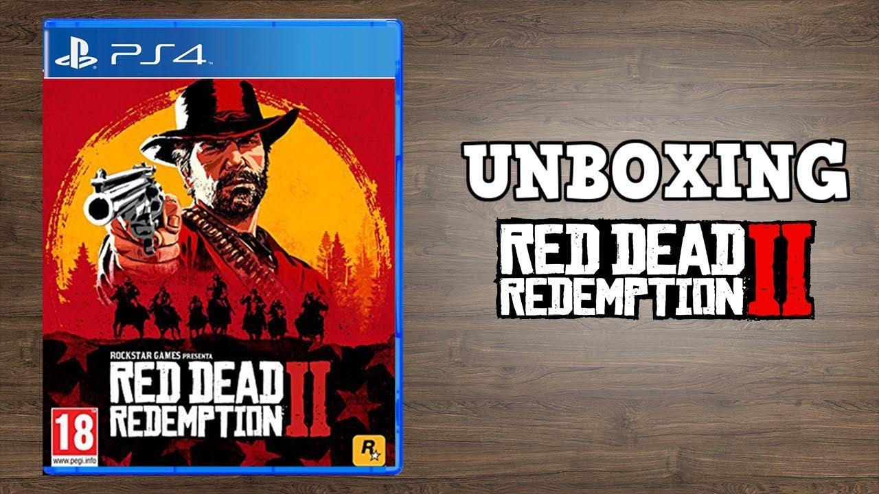 red dead redemption 2 standard version