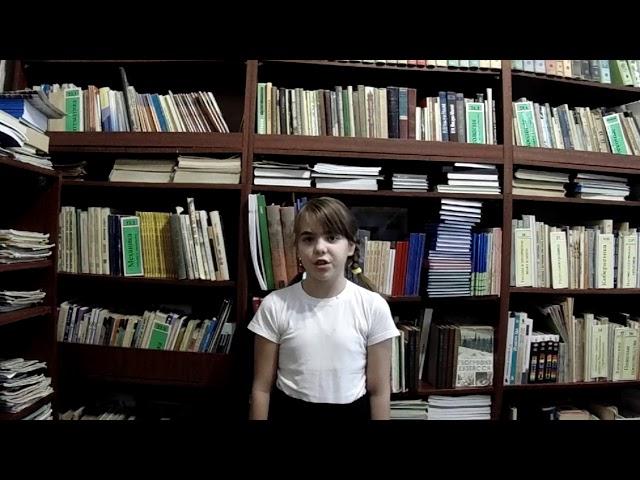 Изображение предпросмотра прочтения – СветланаПлесовских читает произведение «Делай добрые дела» О.Гельской