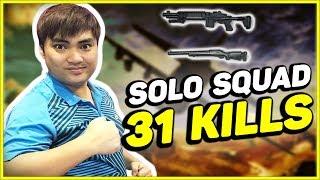 RIP113 CẦM M24 vs MK14 SOLO SQUAD 31 KILLS [PUBG MOBILE]