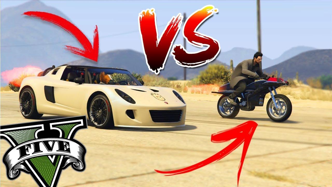 GTA 5 ONLINE : OPPRESSOR VS ROCKET VOLTIC (WHICH IS BEST ...