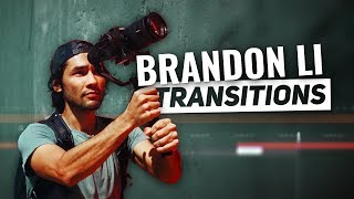 Brandon Li TRANSITIONS Tutorial (Hong Kong Strong, seoul_wave)