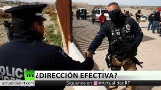 EE.UU. incorpora cientos de nuevos efectivos a la Patrulla Fronteriza por la situación con México