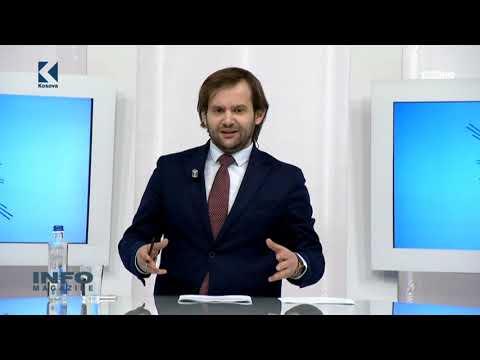 Info Magazine - Enver Hoxhaj, Albert Krasniqi - 19.03.2018 - Klan Kosova