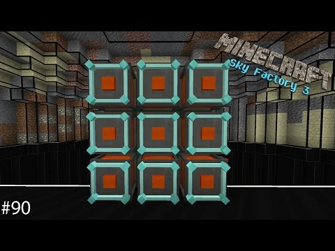 Minecraft Sky Factory 3 [German] #90 Fusion Crafting mit Draconic Evolution
