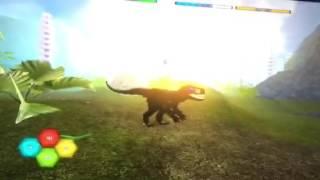 Indominus Rex! On Roblox!!!!!