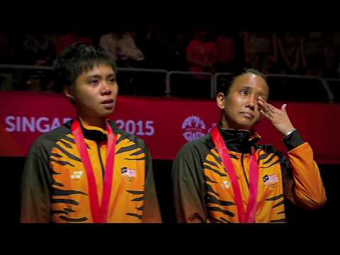 Sea Games Official Music Video KL2017