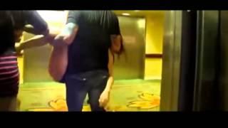 醉美人沒穿內褲 賤男撿屍奔酒店