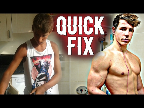 How To Gain Weight Fast for Skinny Teenagers  (FOODS TO EAT FOR SKINNY GUYS & BOYS)