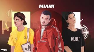 MIAMI | JayA, Lucvs LK e Freelipe | Prod. Greezy x Lucvs LK