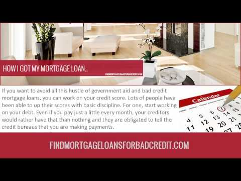 Interest Rates on Mortgage Loans with Bad Credit.