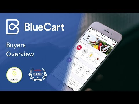 BlueCart For Buyers Overview