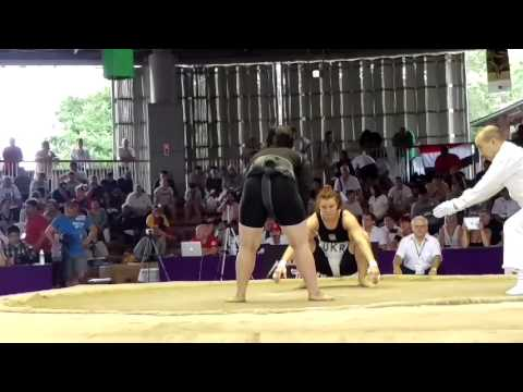 MGL VS UKR Boykova Women's World Sumo 2015