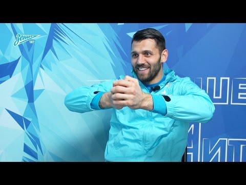Интервью недели на «Зенит-ТВ»: Юрий Лодыгин