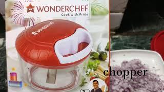 Unboxing Wonderchef String Chopper | String Chopper | Handy Chopper