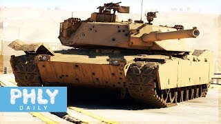 M1 ABRAMS Gameplay | Gas Turbine POWER (War Thunder 1.77 Gameplay)
