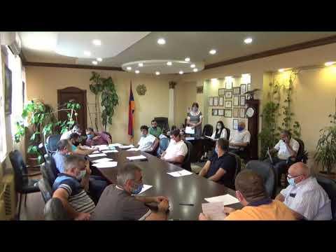 26.06.2020թ. Ստեփանավան համայնքի ավագանու նիստ