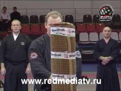 Чемпионат России по тамэсигири 2011.wmv