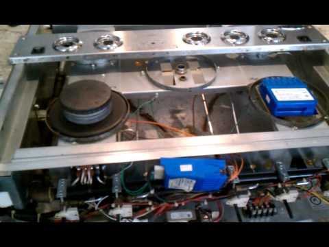 dynamic cooking systems dcs stove clicking sound part i