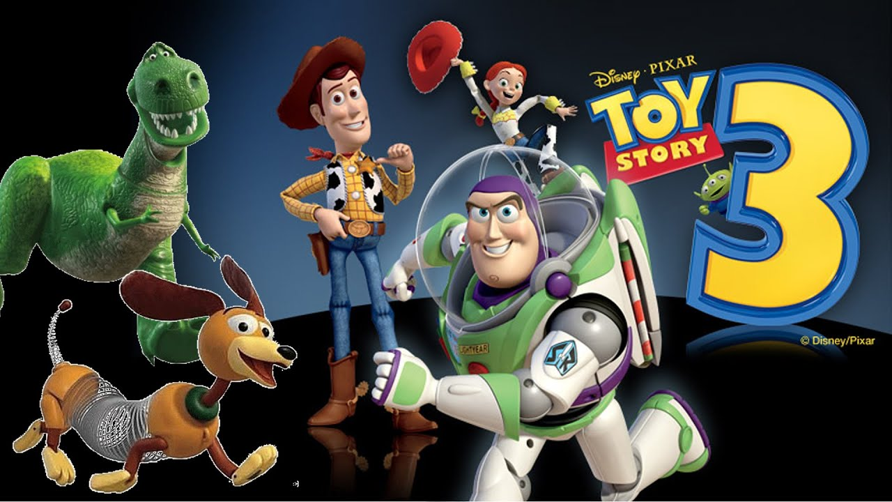 Witch Toy Story 3 Games : Toy story the video game playthrough youtube