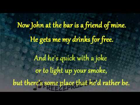Billy Joel - Piano Man (+lyrics) [HD]
