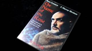 ウンベルト・エーコ原作の映画「薔薇の名前」のレビューと思いきや、映...