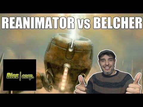 Legacy | Reanimator vs Belcher | Impact Returns
