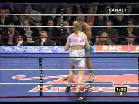 Mathis vs Lamare 1 championnat du monde  2006 12 02 Part 1SUPERFIGHT!!!
