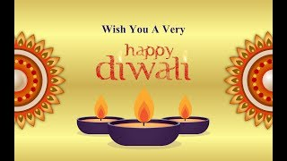 Happy Diwali 2018 Wishes,Whatsapp Video,Greetings,Animation,Messages,Happy Deepavali ' Status