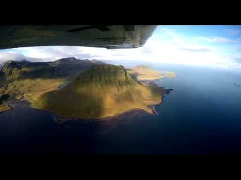 Flying in Iceland - World of Wonders