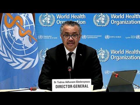 رئيس منظمة الصحة العالمية يؤكد تراجع عدد الإصابات بـ-كورونا- في العالم…  - نشر قبل 11 ساعة