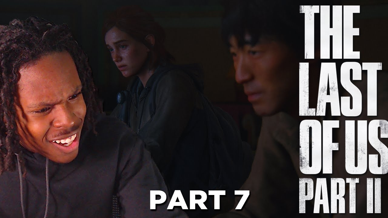 I was NOT expecting that... The Last Of Us Part II - Part 7 Playthrough