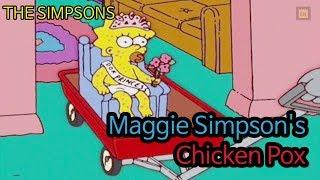 Maggie Simpson's Chicken Pox