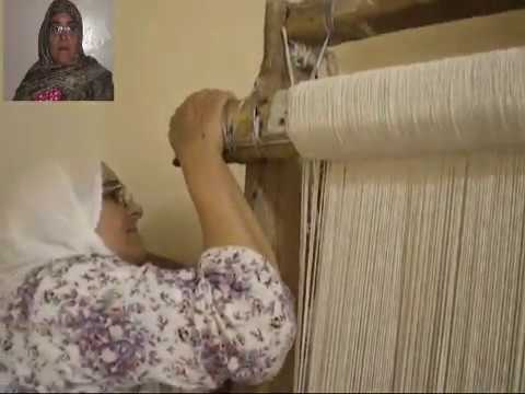 How to make a Moroccan carpet