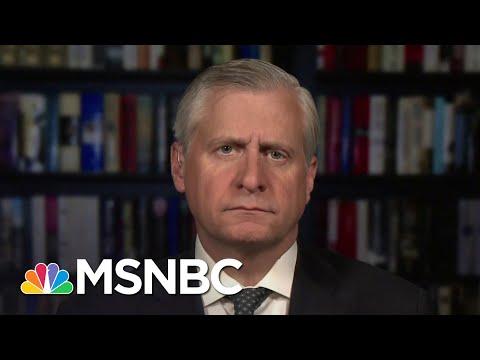 Jon Meacham: We Can Agree On The Purpose Of America   The Last Word   MSNBC