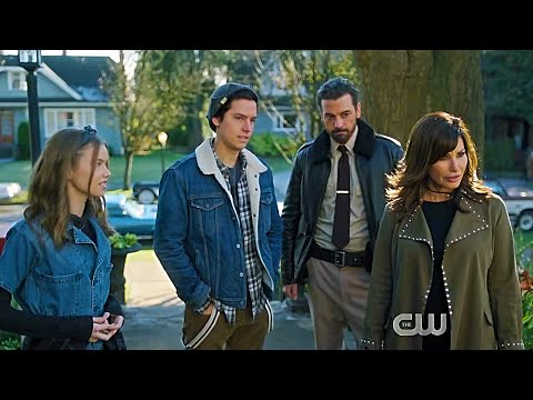 Riverdale 3x15 - JugHeads Mom Buys Allison's House | Season 3 Episode 15