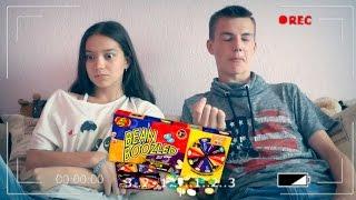 Бин Бузлд Челлендж кушаем конфетки Bean Boozled challenge