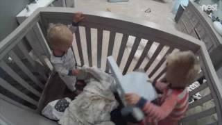 Брат за брата! ПОБЕГ ИЗ ШОУШЕНКА! Малыш помог младшему брату сбежать!!!