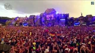 Hardwell - Sweet Dreams @Tomorrowland 2013