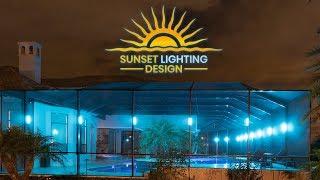 pool cage lighting led pool cage lighting