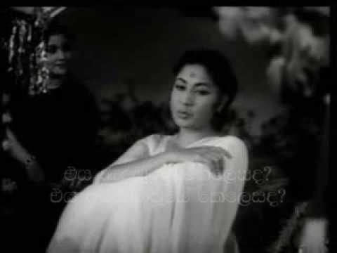 Song: Ajeeb Dastan  Hai Yeh Film: Dil Apna Aur Preet Parai (1960)  with Sinhala Subtitles