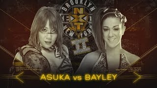 Can Bayley end Asuka's reign of destruction in Brooklyn?