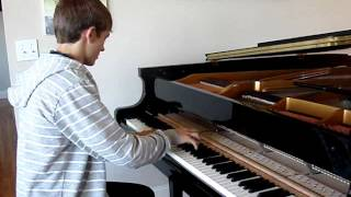 Europe: The Final Countdown Piano Cover