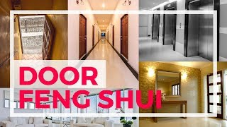 5 Common Door Problems and Solutions in Feng Shui - the door facing a door or stairs