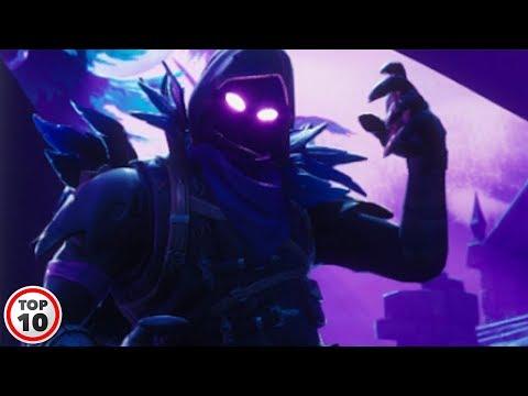 Top 10 Scary Fortnite Creepypastas - Part 4