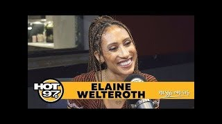Elaine Welteroth on More Than Enough, Accepting Love + Growing