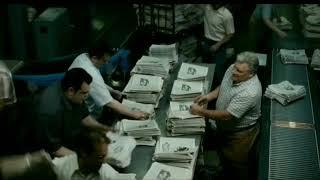 The Post- Newspaper Printing Press Scene