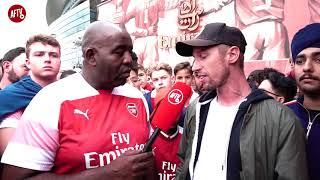 Arsenal 0-2 Man City | Lichtsteiner Bossed It & Guendouzi Was Superb!!  (Lee Gunner)