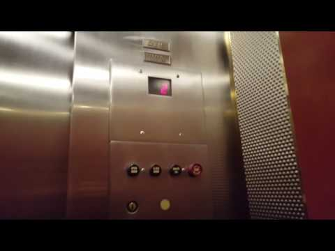 Otis Traction Elevators - Financial Center Tower - Des Moines, Iowa